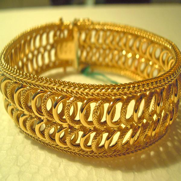 bracciali antichi oro